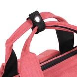 Heaven Shopper Backpack Soft Pink XVI | Rucksack