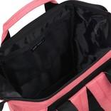 New Rebels® - Heaven Shopper -  Rugzak - 15L - Polyester - Roze