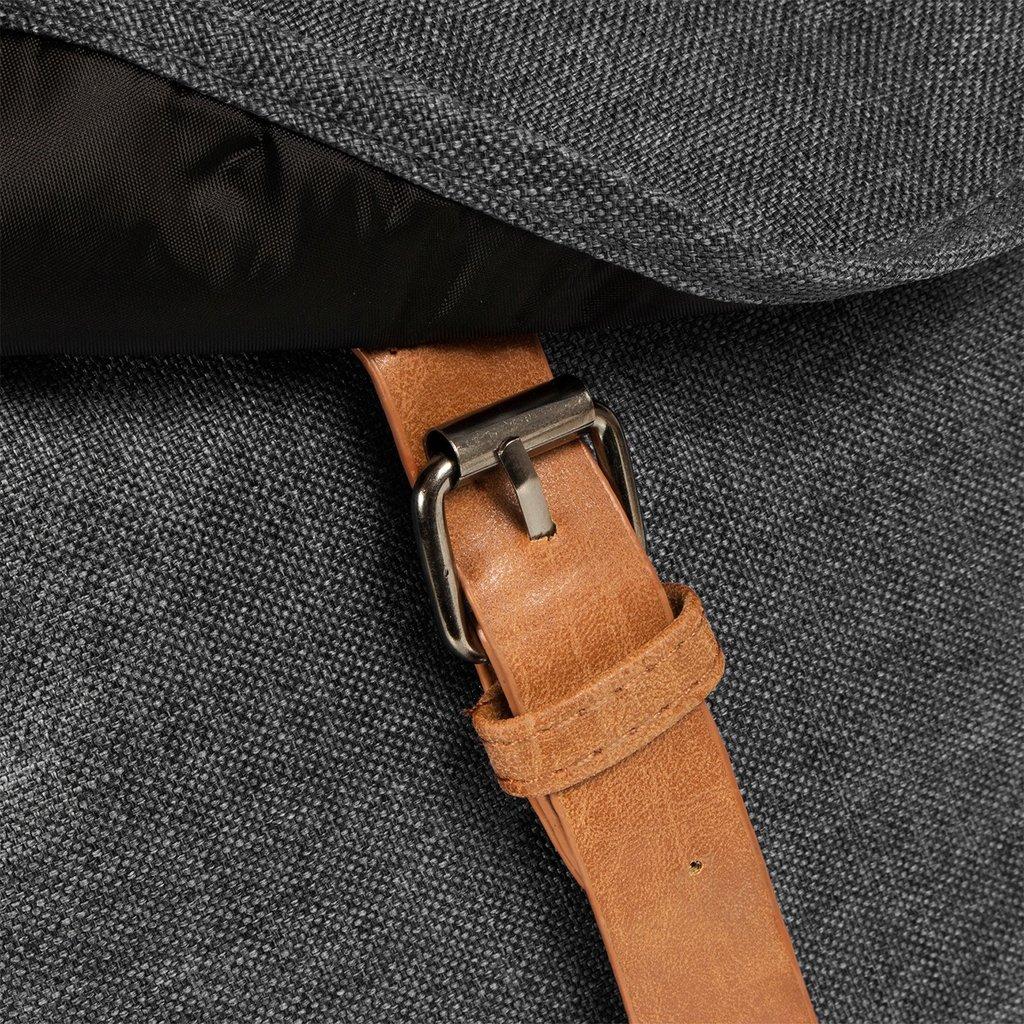 Heaven Small Flap Backpack Black XIX