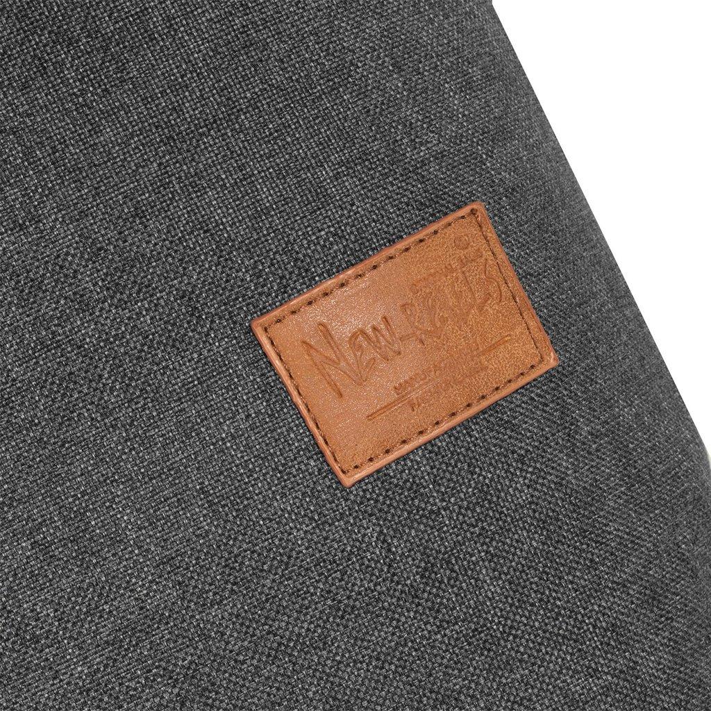 Heaven Small Flap Backpack Black XIX | Rucksack