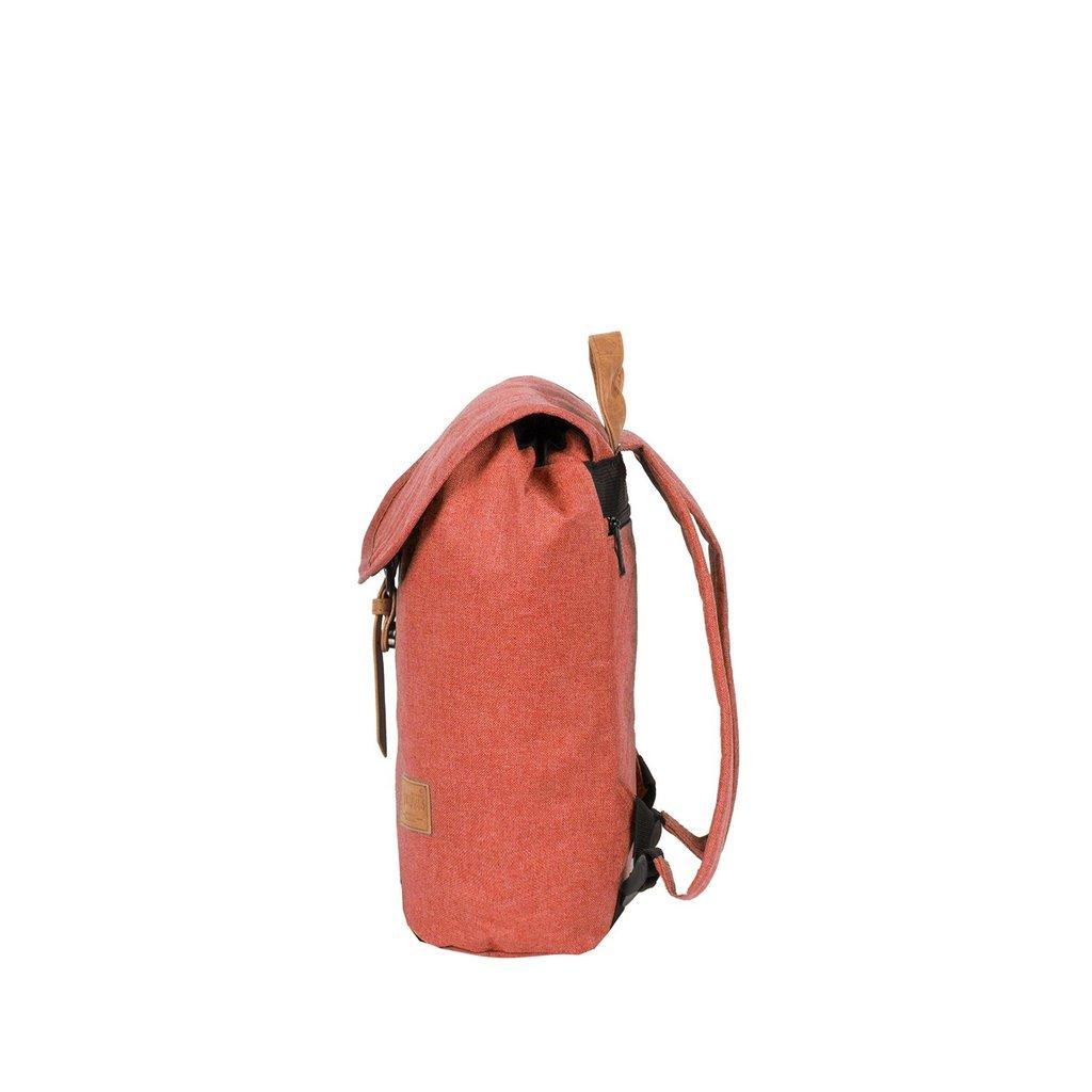 Heaven Small Flap Backpack Rusty Orange XIX