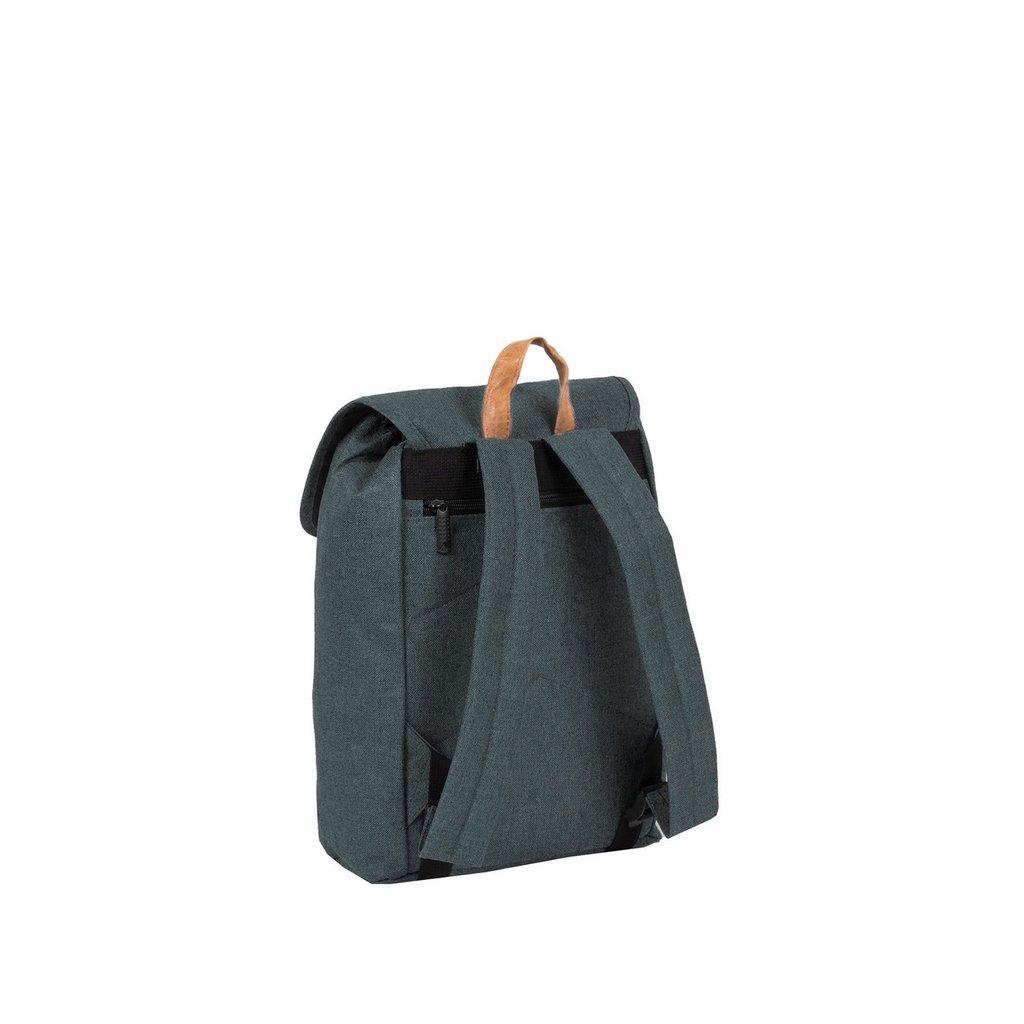 Heaven Small Flap Backpack Shadow Blue XIX | Rucksack