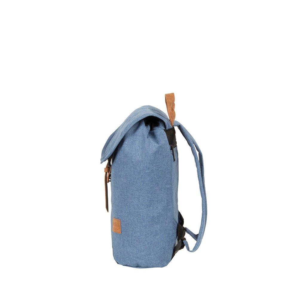 Heaven Small Flap Backpack Soft Blue XIX | Rucksack