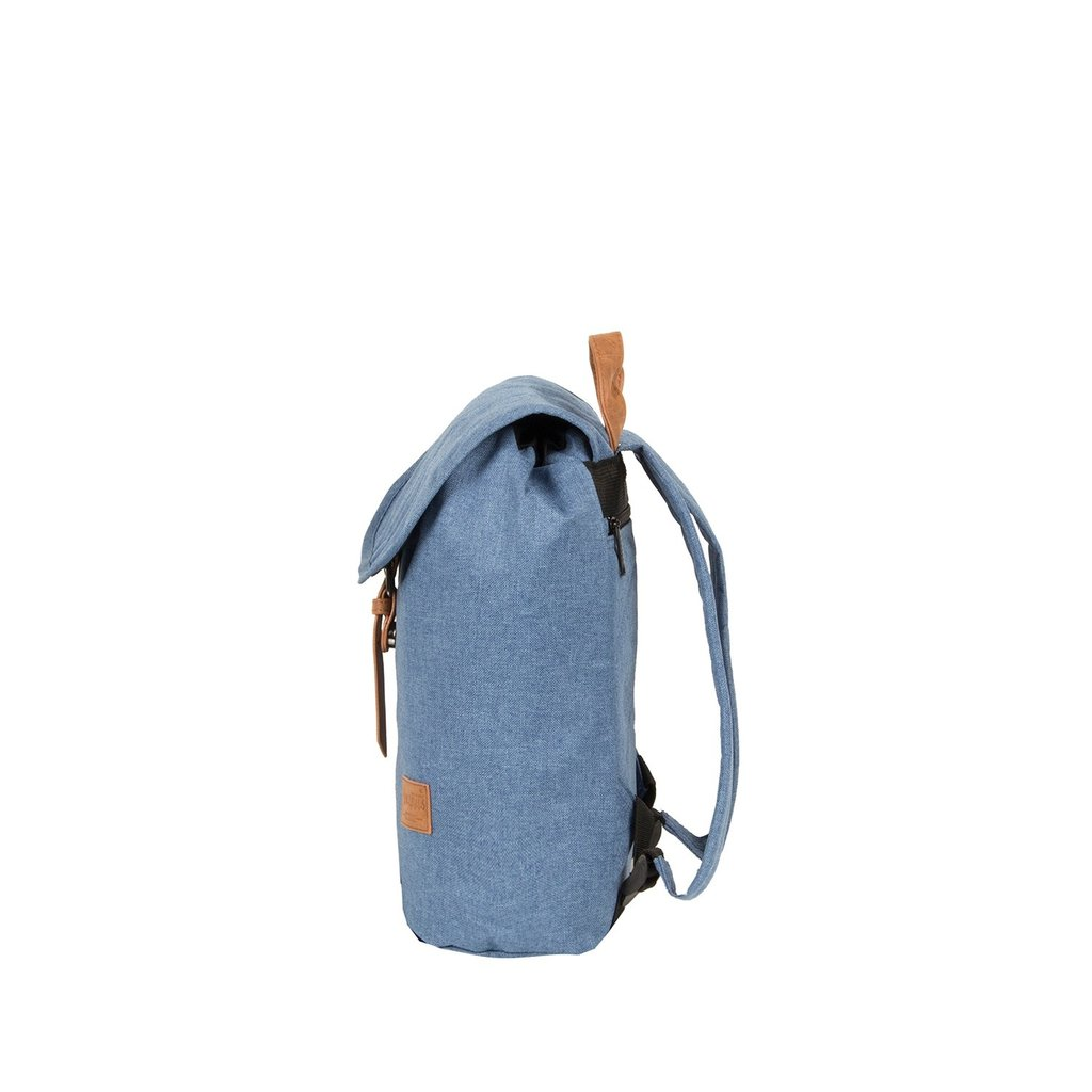 Heaven Small Flap Backpack Soft Blue XIX | Rugtas | Rugzak