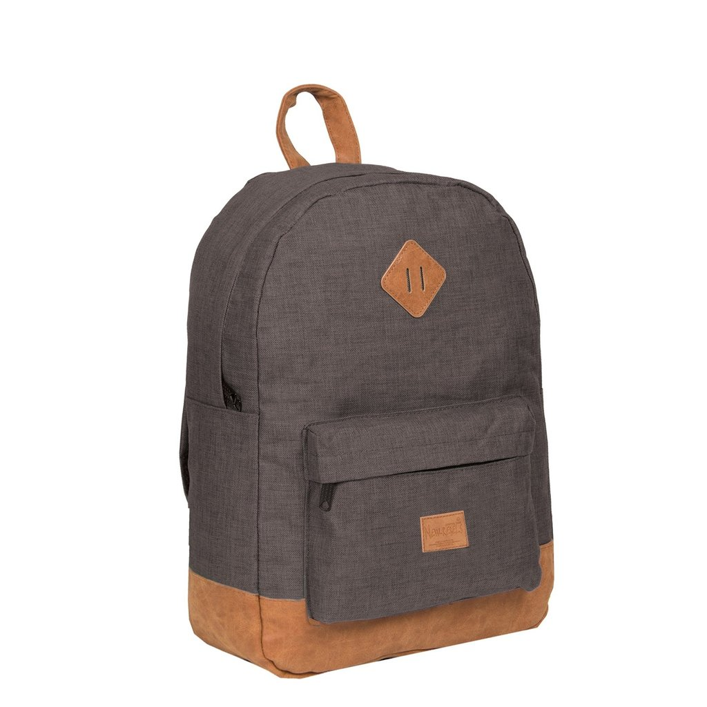 New Rebels Heaven Backpack Black XV | Rugtas | Rugzak