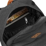 New Rebels Heaven Backpack Black XV | Rucksack