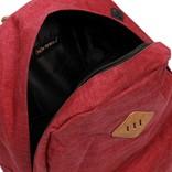 Heaven Backpack Burgundy XV