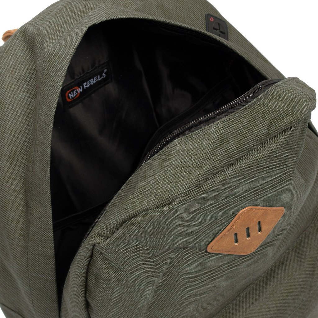 Heaven Backpack Dark Green XV | Rucksack
