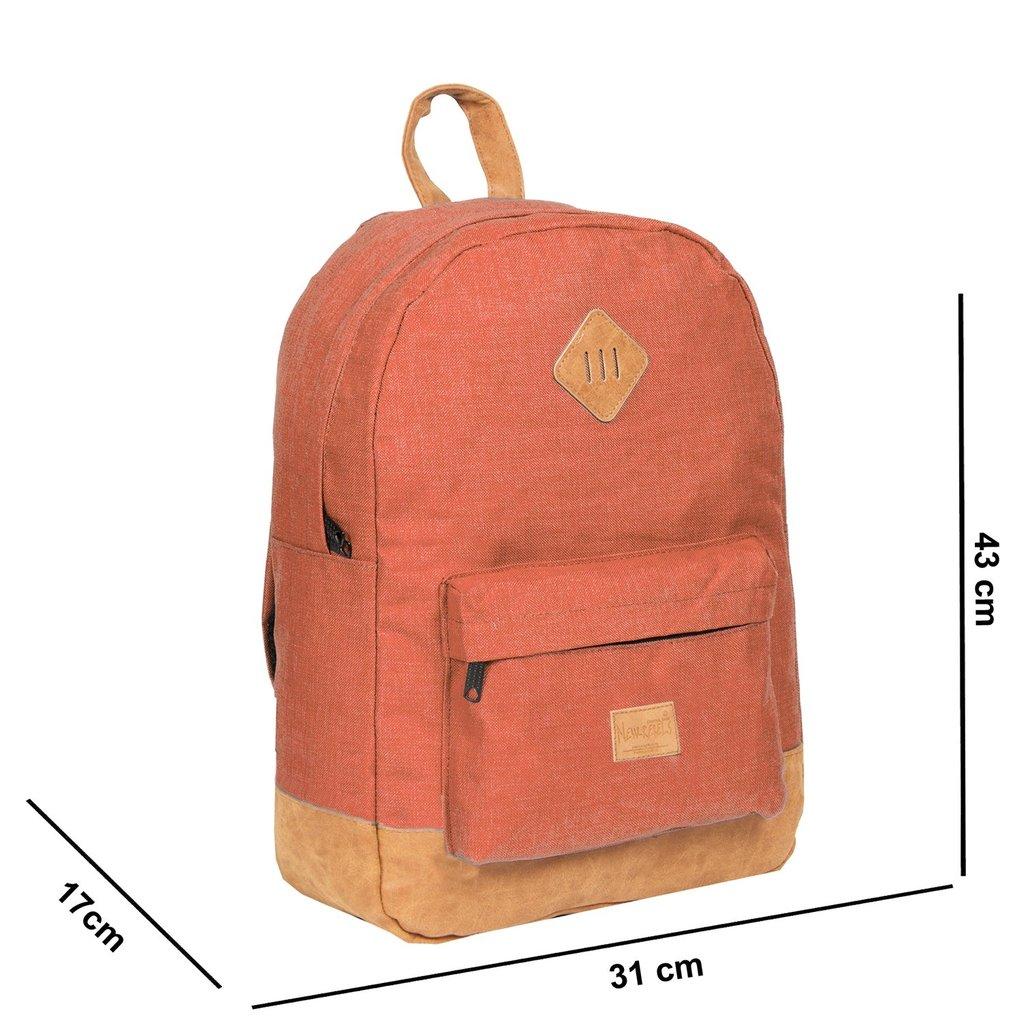 Heaven Backpack Dark Rusty Orange XV   Rugtas   Rugzak