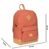 Heaven Backpack Dark Rusty Orange XV   Rucksack