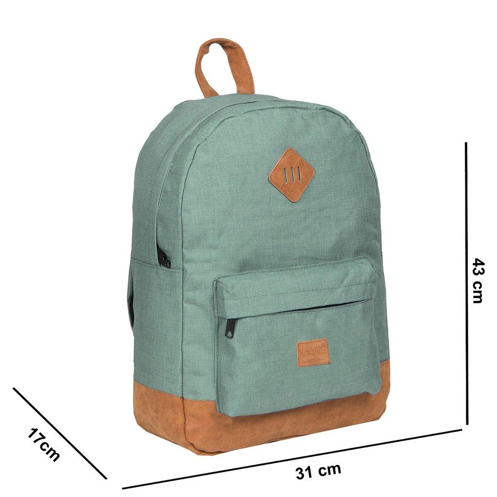 New Rebels Heaven Backpack Mint Blue XV | Rugtas | Rugzak