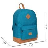 New Rebels Heaven Backpack New Blue XV | Rugtas | Rugzak