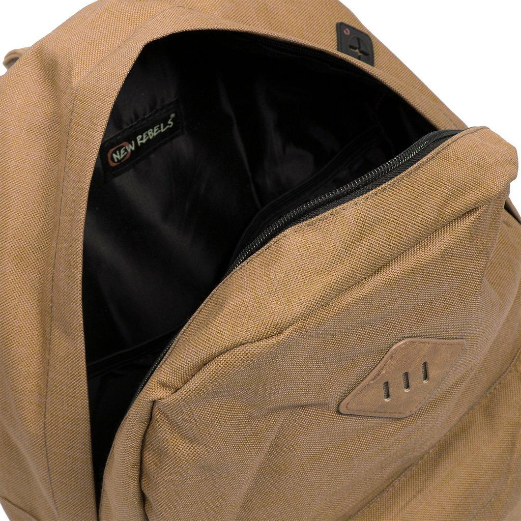 New Rebels Heaven Backpack Sand XV | Rucksack