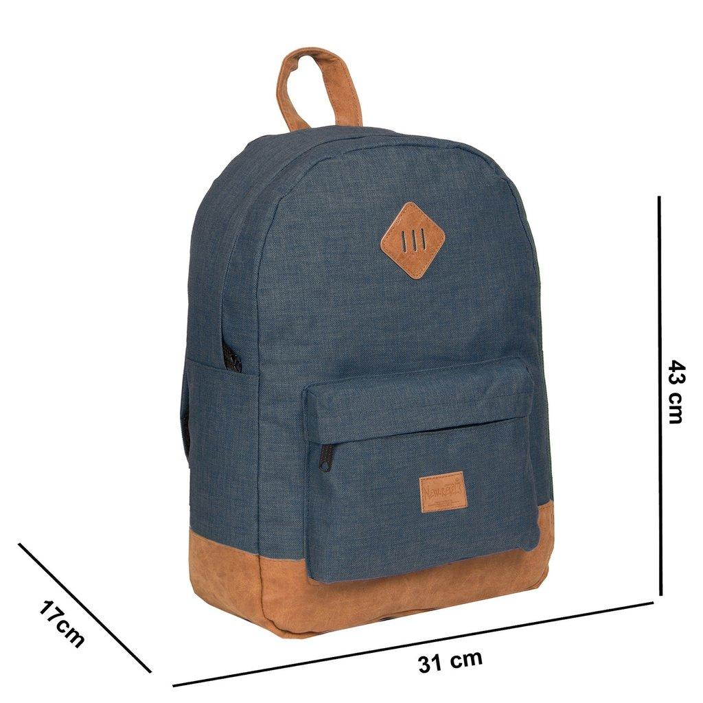 New Rebels Heaven Backpack Shadow Blue XV   Rucksack