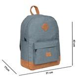 Heaven Backpack Soft Blue XV   Rugtas   Rugzak