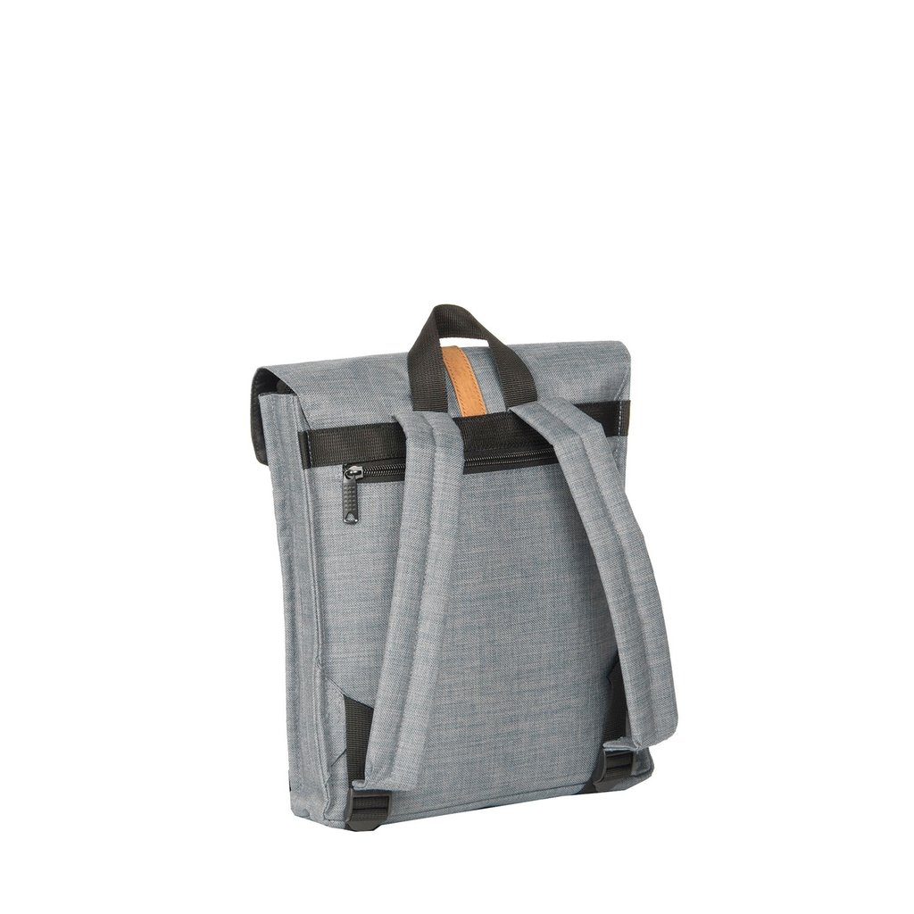 Heaven Square Backpack Anthracite 5L XXIV | Rucksack