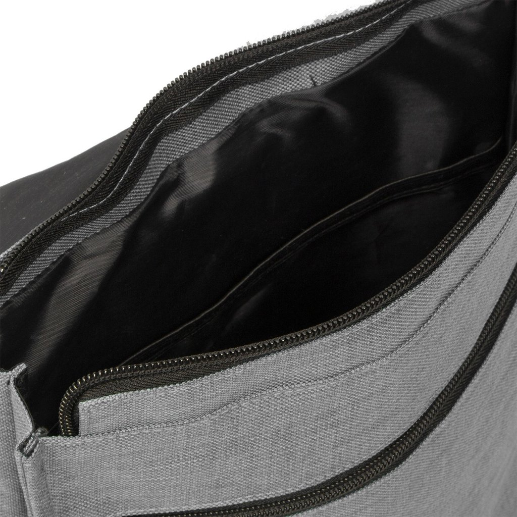 Heaven Square Backpack Anthracite 5L XXIV | Rugtas | Rugzak
