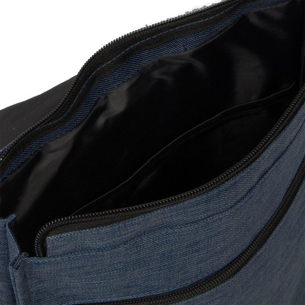 Heaven Square Backpack Shadow Blue 5L XXIV | Rucksack