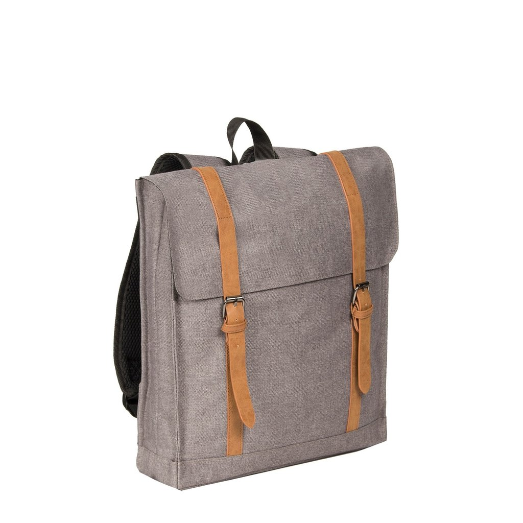 Heaven Big Square Backpack Anthracite 14L XXV | Rugtas | Rugzak