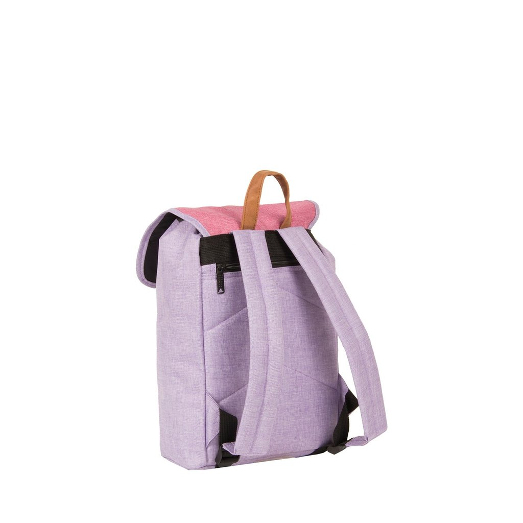 Creek Small Flap Backpack Lavender/Pink IV | Rucksack