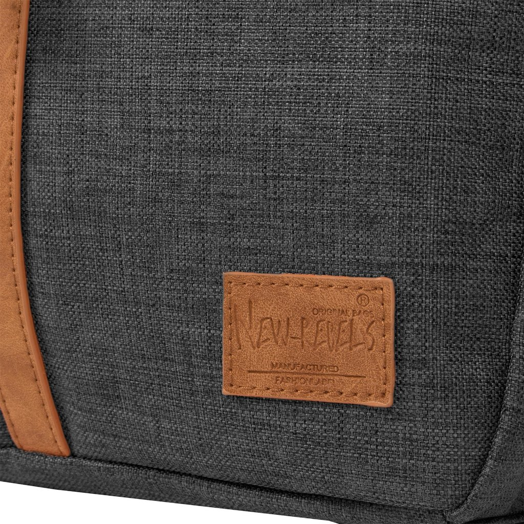 Creek Big Laptop Backpack Black V | Rugtas | Rugzak