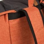 Creek Big Laptop Backpack Dark Orange V