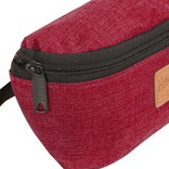 Heaven Waistbag Burgundy Small I | Heuptasje