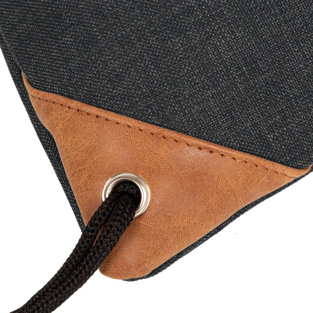 Heaven Shoe Bag Black XIII   Rucksack