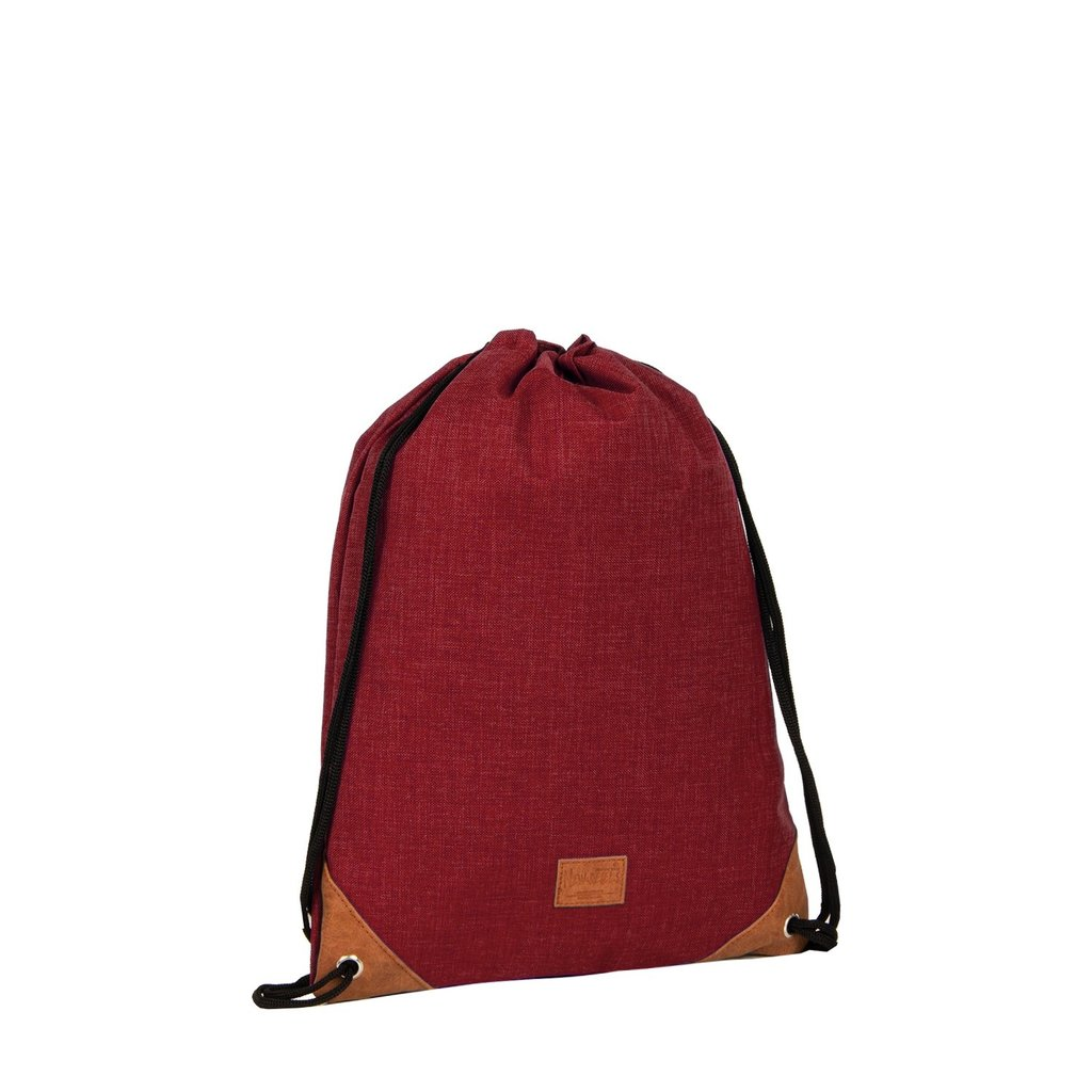 Heaven Shoe Bag Burgundy  XIII | Rucksack