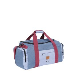 Wodz Sports Bag Soft Blue Small IV | Weekendtas | Sporttas