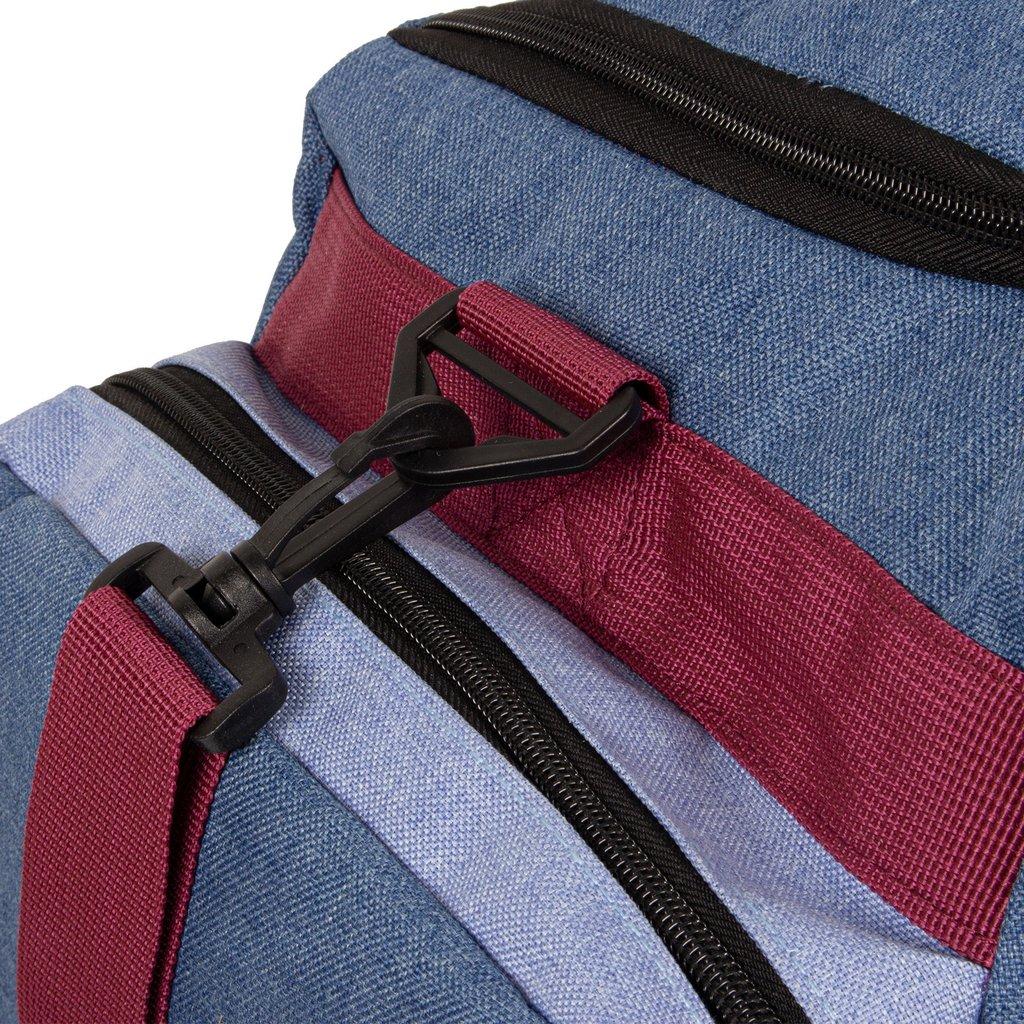 Wodz Sports Bag Soft Blue Small IV | Reisetasche | Sporttasche