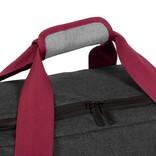Wodz Sports Bag Anthracite/Grey Medium V | Weekendtas | Sporttas