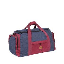Wodz Sports Bag Navy/Burgundy Medium V   Reisetasche   Sporttasche