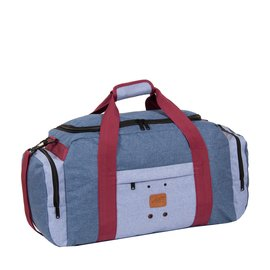 Wodz Sports Bag Soft Blue Medium V   Reisetasche   Sporttasche