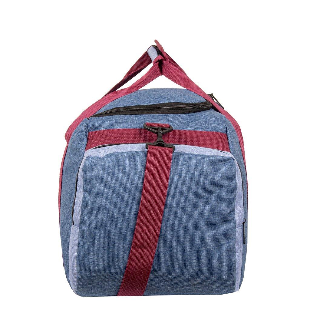 Wodz Sports Bag Soft Blue Medium V | Reisetasche | Sporttasche