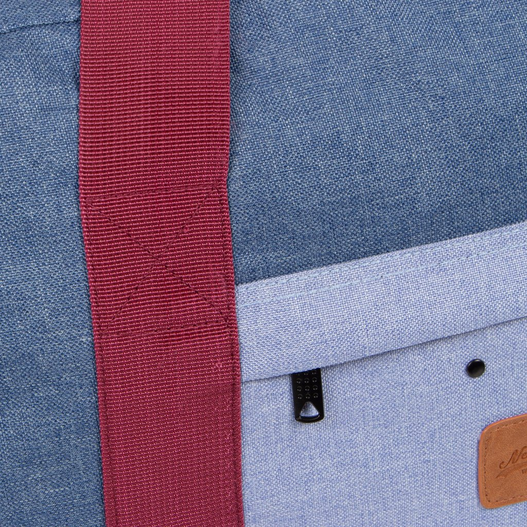 Wodz Sports Bag Soft Blue Medium V