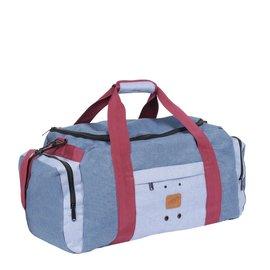 Wodz Sports Bag Soft Blue Large VI   Reisetasche   Sporttasche