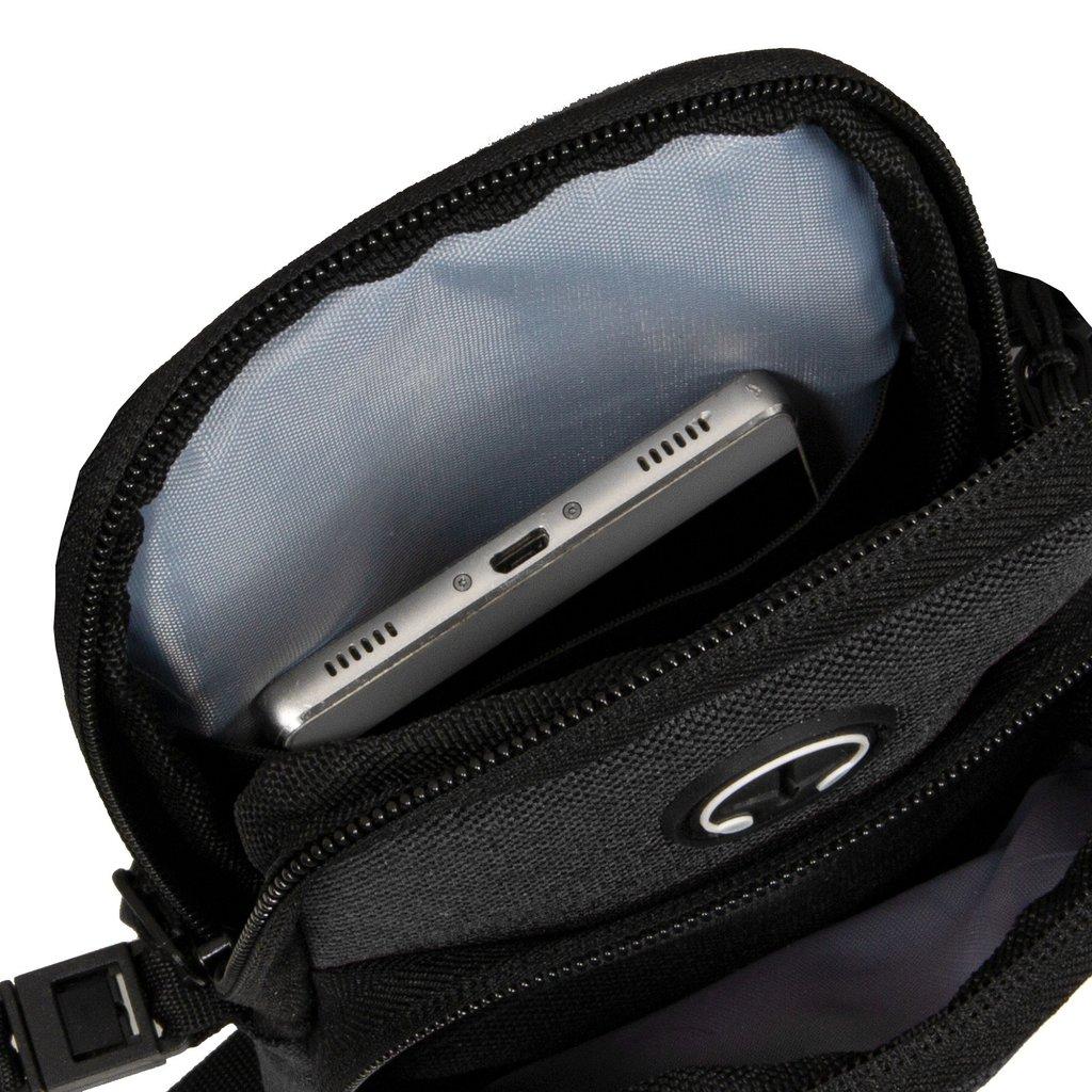 Heaven Phone Pocket Black XXIII | Telefontasche