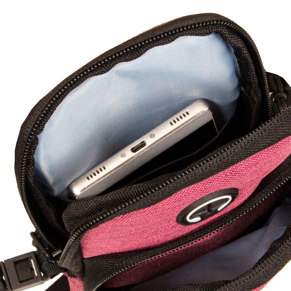 Heaven Phone Pocket Soft Pink XXIII