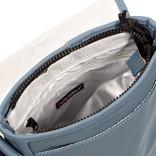 Mart Shoulderbag A5 Flapover Soft Blue VII | Umhängetasche