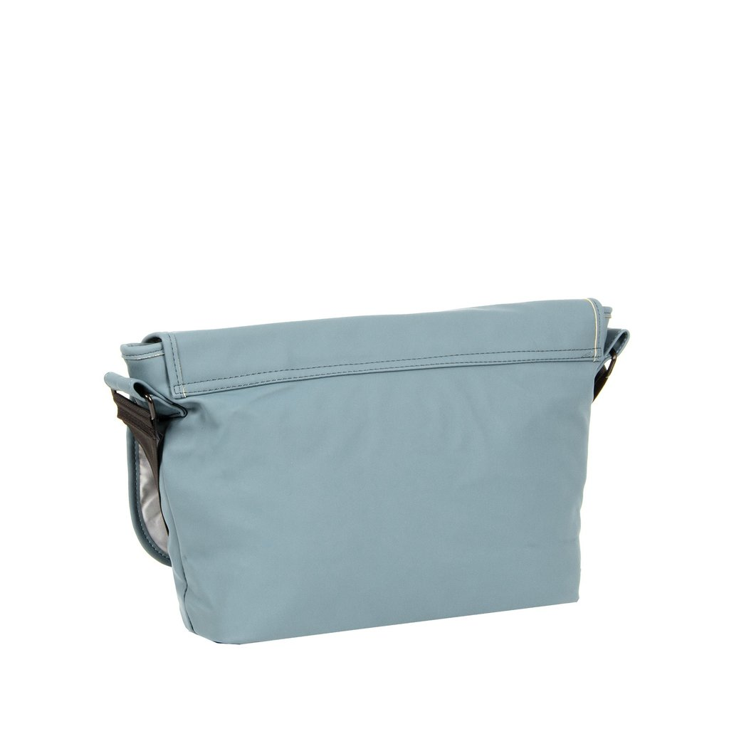 Mart Shoulderbag A4 Flapover Soft Blue VIII | Umhängetasche
