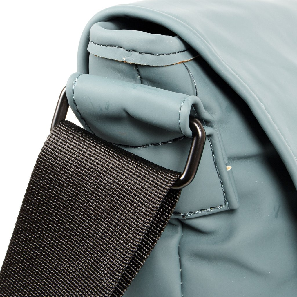 Mart Shoulderbag A4 Flapover Soft Blue VIII