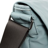 Mart Shoulderbag A4 Flapover Soft Blue VIII | Schoudertas