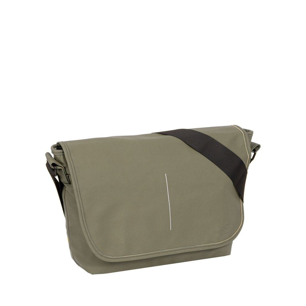 Mart Shoulderbag A4 Flapover Taupe VIII