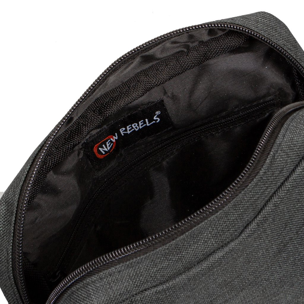 Creek Small Flap Black I | Schoudertas