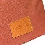 Heaven Top Zip Rusty Orange V | Schoudertas