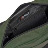 New Rebels®  Heaven25 - Medium Schoudertas  A5 - Crossbodytas met flap  Donker Groen
