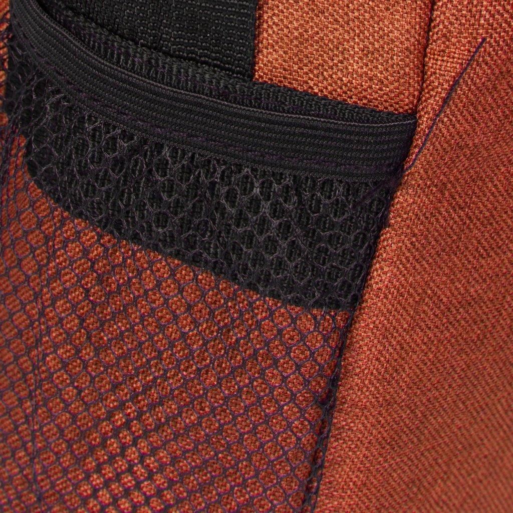 Heaven Medium Flap Dark Orange VI | Schoudertas