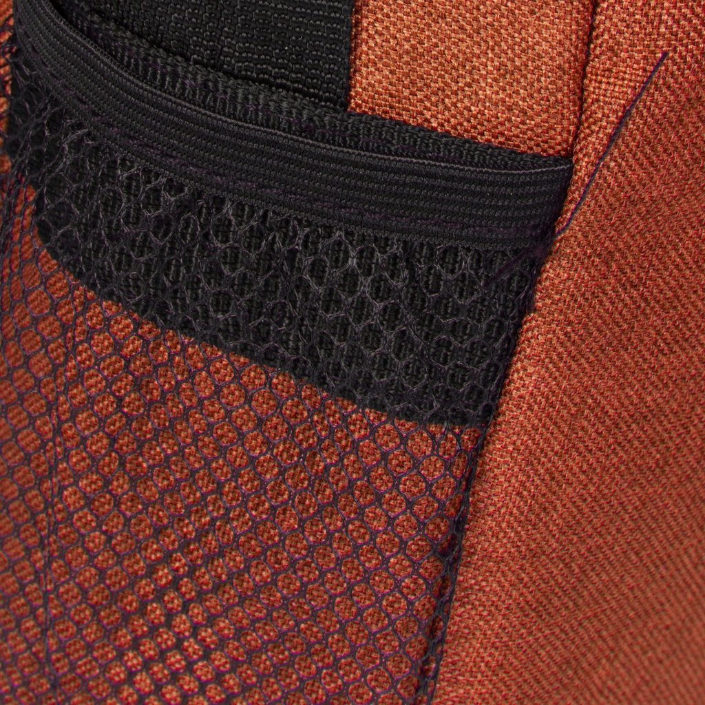 Heaven Medium Flap Dark Orange VI