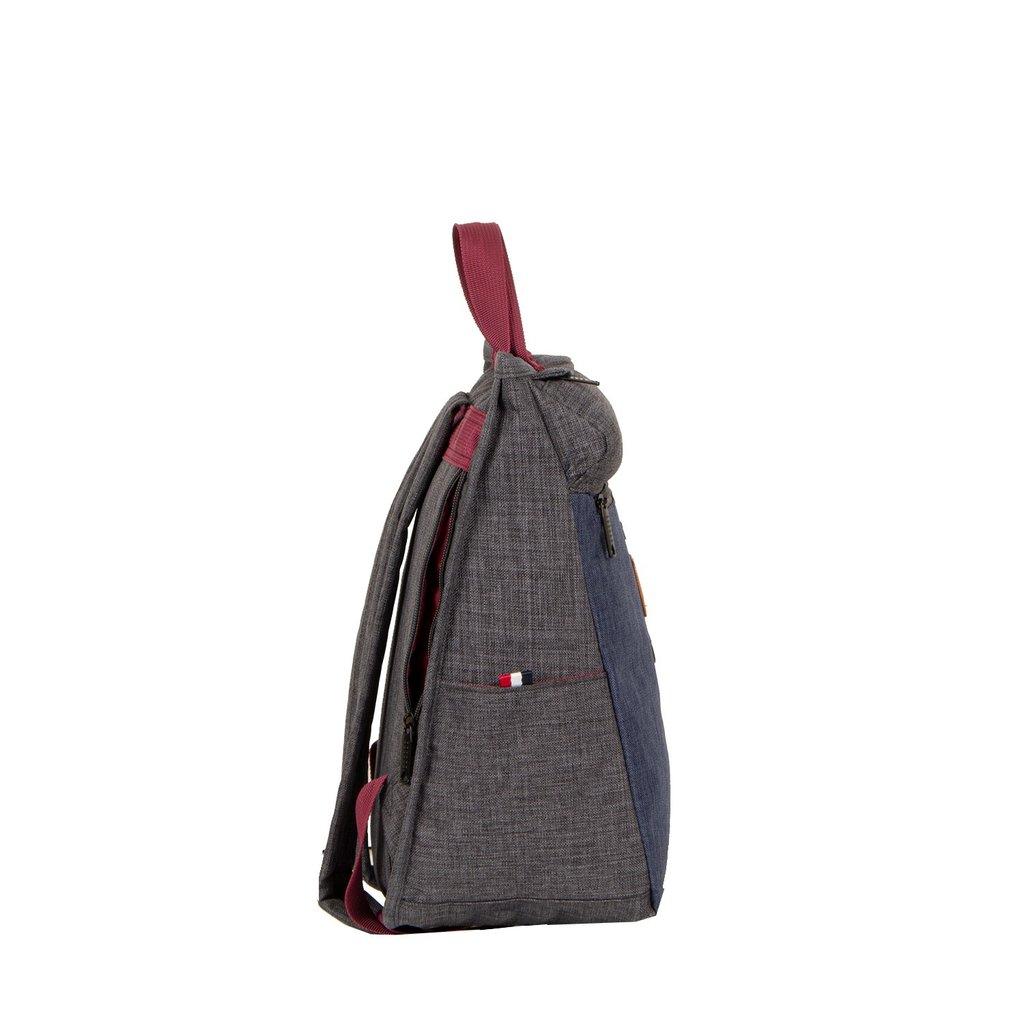 Wodz Backpack Grey/Navy I   Rugtas   Rugzak